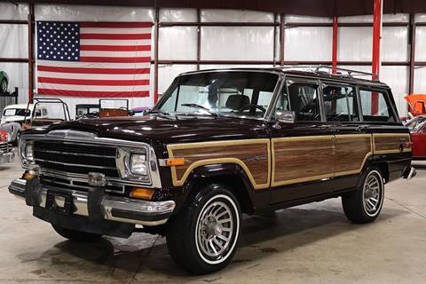Jeep Grand Wagoneer >> Jeep Grand Wagoneer For Sale In Bowdoinham Me Carsforsale Com