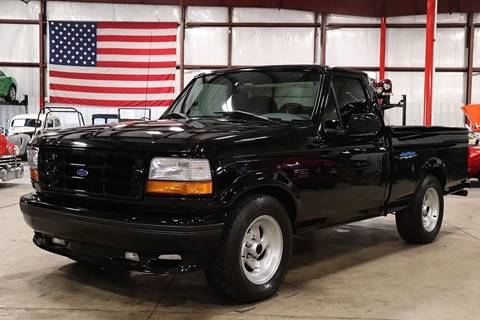 Ford F  Svt Lightning For Sale In Grand Rapids Mi