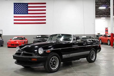 1980 MG MGB for sale in Grand Rapids, MI