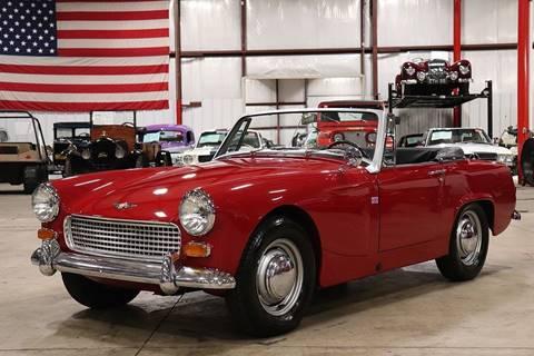 1967 Austin-Healey Sprite MKIII for sale in Grand Rapids, MI