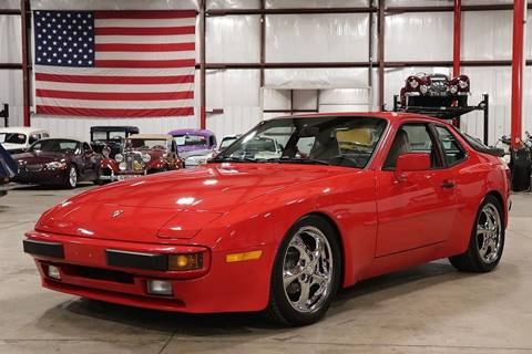 1987 Porsche 944 for sale in Grand Rapids, MI