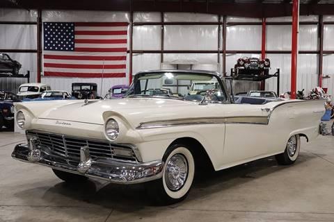 1957 Ford Fairlane 500 for sale in Grand Rapids, MI