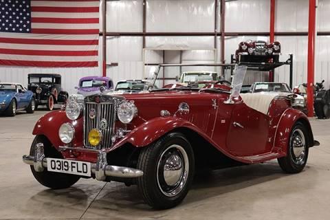 1957 MG TD for sale in Grand Rapids, MI