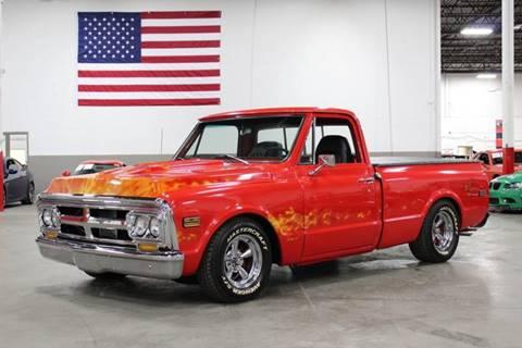 1970 GMC C/K 1500 Series for sale in Grand Rapids, MI