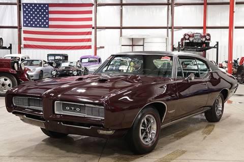 1968 Pontiac GTO for sale in Grand Rapids, MI