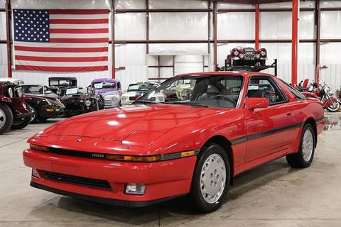Toyota Supra For Sale Carsforsale Com