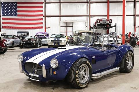 d3a58bfabf Used 1965 Shelby Cobra For Sale in Billings