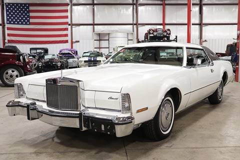 Lincoln Mark Iv For Sale Carsforsale Com