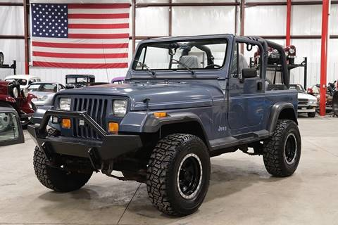 1992 Jeep Wrangler for sale in Grand Rapids, MI