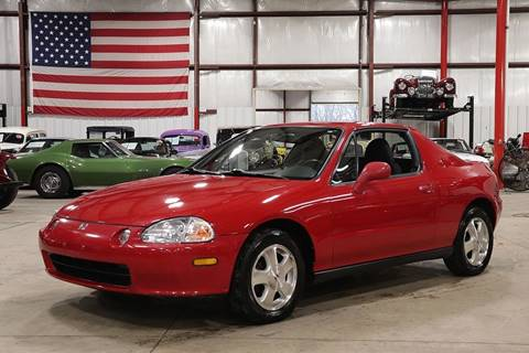 1993 Honda Civic del Sol for sale in Grand Rapids, MI