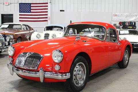 1961 MG MGA for sale in Grand Rapids, MI