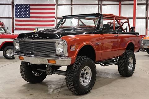 72 Chevy Truck For Sale >> 1972 Chevrolet Blazer For Sale In Grand Rapids Mi