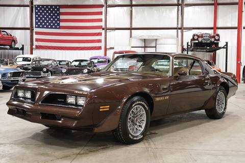 1977 Pontiac Trans Am for sale in Grand Rapids, MI