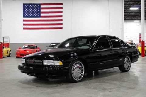 1995 Chevrolet Impala for sale in Grand Rapids, MI