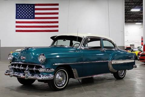 Used 1954 Chevrolet Bel Air For Sale Carsforsale Com 174