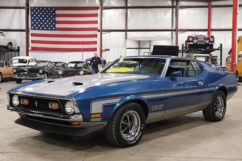 1971 Ford Mustang for sale in Grand Rapids, MI
