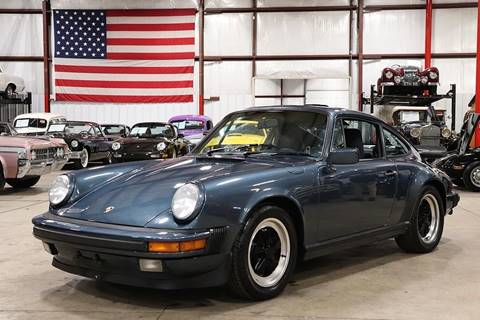 1988 Porsche 911 for sale in Grand Rapids, MI