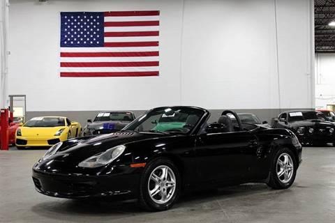 2004 Porsche Boxster for sale in Grand Rapids, MI