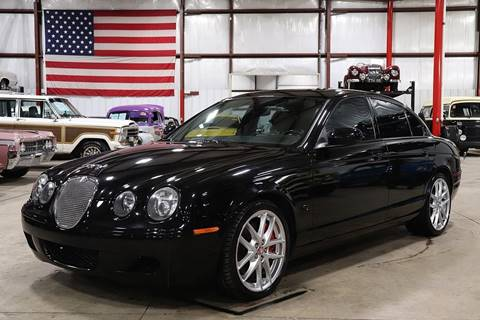 2008 jaguar s type r for sale
