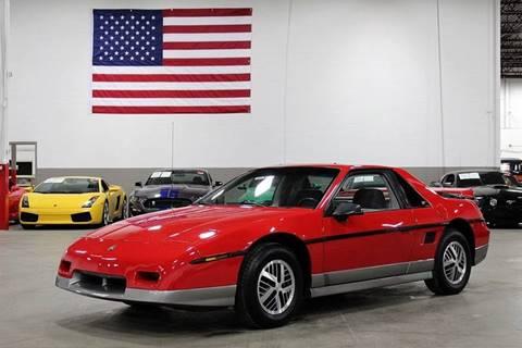 1985 Pontiac Fiero for sale in Grand Rapids, MI