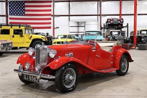 1951 MG TD for sale in Grand Rapids, MI