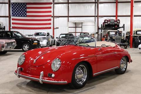 1957 Porsche 356 Speedster for sale in Grand Rapids, MI