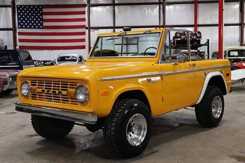 Ford Bronco For Sale In Milwaukee WI