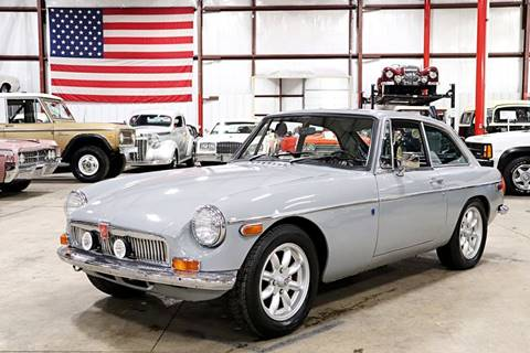 1974 MG MGB for sale in Grand Rapids, MI