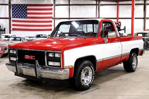 1986 GMC C/K 1500 Series for sale in Grand Rapids, MI