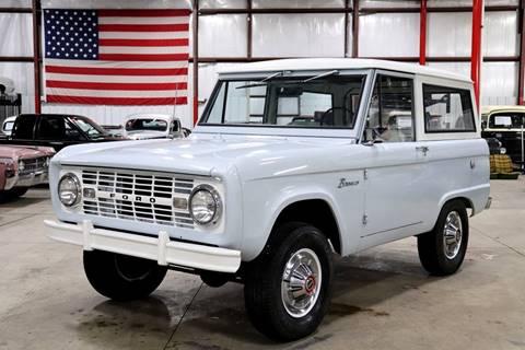 1967 Ford Bronco For Sale In Grand Rapids MI