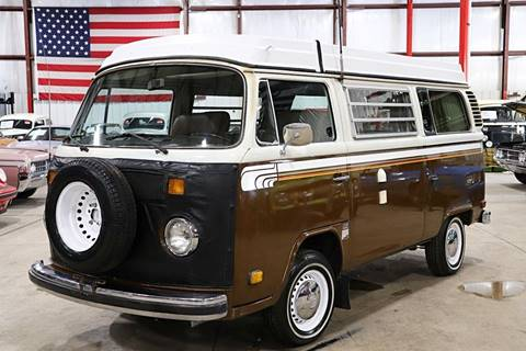 1978 Volkswagen Vanagon for sale in Grand Rapids, MI