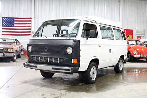 1983 Volkswagen Vanagon for sale in Grand Rapids, MI