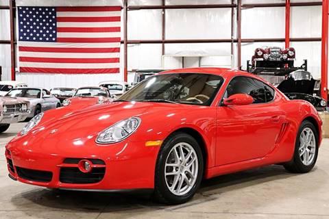 2008 Porsche Cayman for sale in Grand Rapids, MI