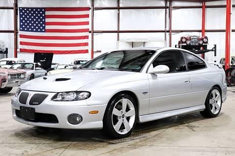 2005 Pontiac GTO for sale in Grand Rapids, MI