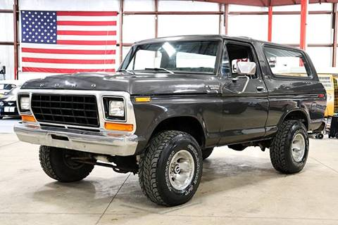 1979 Ford Bronco for sale in Grand Rapids, MI