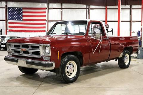 1976 GMC Sierra 2500 for sale in Grand Rapids, MI