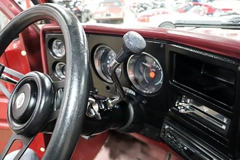 1976 GMC Sierra 2500