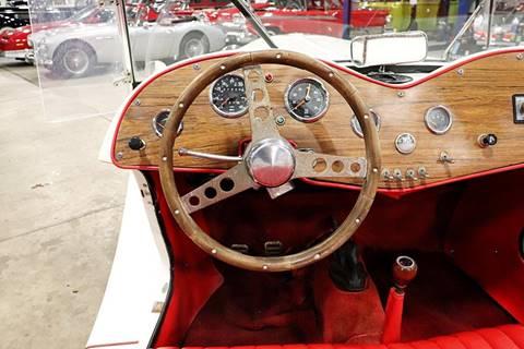 1971 MG TD (Replica)