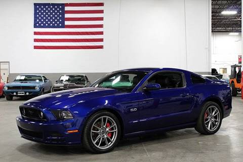 2013 Ford Mustang for sale in Grand Rapids, MI