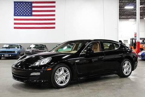 2010 Porsche Panamera for sale in Grand Rapids, MI