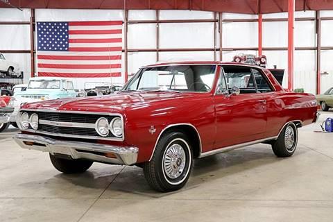 1965 Chevrolet Malibu for sale in Grand Rapids, MI