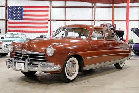1950 Hudson Commodore 6 for sale in Grand Rapids, MI