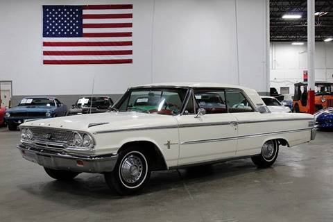 1963 Ford Galaxie for sale in Grand Rapids, MI