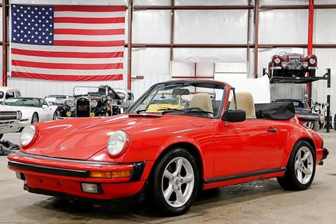 1984 Porsche 911 for sale in Grand Rapids, MI