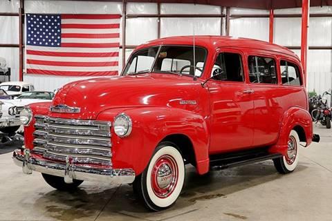 1952 Chevrolet Suburban for sale in Grand Rapids, MI