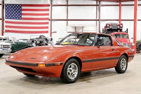 1984 Mazda RX-7 for sale in Grand Rapids, MI