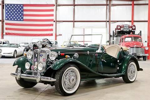 1953 MG TD for sale in Grand Rapids, MI