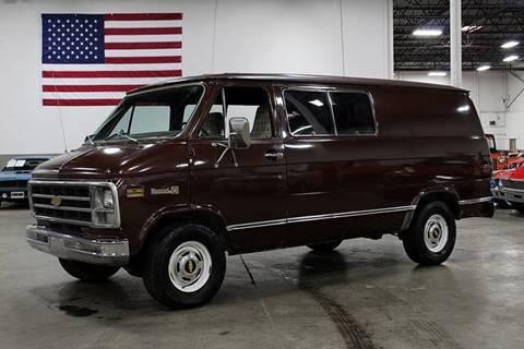 1979 Chevrolet Nomad for sale in Grand Rapids, MI