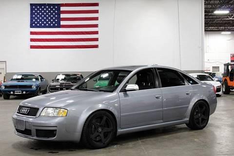 2003 Audi RS 6 for sale in Grand Rapids, MI