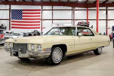 1971 Cadillac DeVille for sale in Grand Rapids, MI